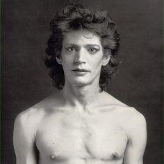 Robert Mapplethorpe (Self Portrait)
