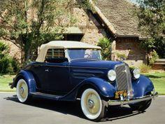 1935 Chevrolet Standard Sport Roadster