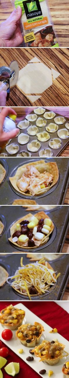 Fiesta Chicken Bites | 24 Awesome Muffin Tin Recipes