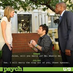 I will miss psych so much! I can't stop crying but the season finale was great!