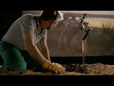 The art of Foley for motion pictures, using everyday objects to mimic sound effects to enhance the action on screen.