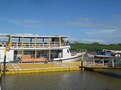 Delta do Parnaíba, Maranhão http://aquioualgumlugar.com/2013/08/13/sol-e-mar-sorrisos-e-amigos-no-piaui/