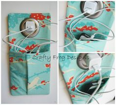Cell Phone Wall Socket Charging Holder - iPhone Holder when Charging Phone - iPhone Case on Etsy, $17.00
