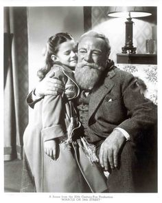 A Christmas Tradition we have as a family is to set aside one night a week to watch a classic Christmas movie as a family, like Miracle on 34th Street.