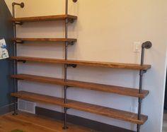 Walk In Regalsystem steunk shelf industrial shelves wall shelves industrial shelf