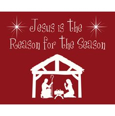 Secretly Designed Jesus is the Reason by Secretly Spoiled Graphic Art Christmas Wall Art, Christmas Nativity, Christmas Quotes, Christmas Signs, All Things Christmas, Christmas Holidays, Christmas Crafts, Christmas Jesus, Christmas Ideas