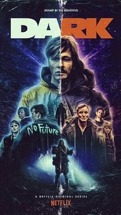 Dark on Netflix such a powerful poster. TV series through time travel. Series Movies, Movies And Tv Shows, Netflix Originals, The Originals, Imagenes Dark, Louis Hofmann, Netflix Original Series, Alternative Movie Posters, Fan Art