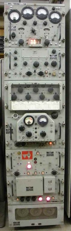 SRT-14 Navy HF Transmitter, like one of the ones we are restoring down at WW2IND.