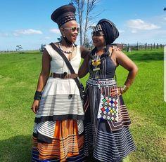 Zulu Traditional Attire, South African Traditional Dresses, Traditional Wedding Attire, African Dresses For Women, African Print Dresses, African Fashion Dresses, African Prints, Xhosa Attire, African Attire