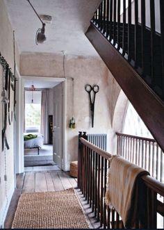 mark and sally bailey   double staircase