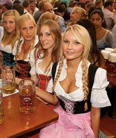 Alternating Hotness is listed (or ranked) 19 on the list The 100 Sexiest Dirndl Girls in Oktoberfest History Oktoberfest Outfit, Oktoberfest History, German Girls, German Women, Octoberfest Girls, Beer Maid, Pretty Movie, Beer Girl, Lingerie Fine
