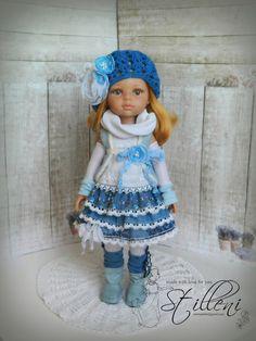 """Кукольное ателье """"StilLeni"""", одежда для кукол"""