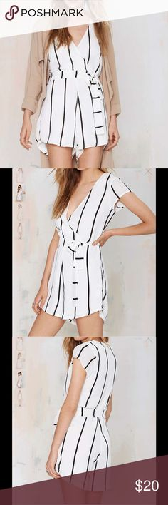 #970🦁🔵 roman holiday romper Get ready to look like the ultimate stunner in this white maxi dress by Tiger Mist. It features lace detailing at bust and waist, a mesh panel at center, and light padding at cups. Slits at front, adjustable shoulder straps. Zip/hook closures at side, partial lining. Dress it up with heels and a box clutch, or dress it down with gladiator sandals and oversized shades.  *Runs true to size  *Model is wearing size small Nasty Gal Pants Jumpsuits & Rompers