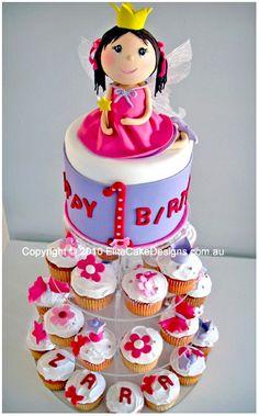 Fairy Cupcakes/Cake