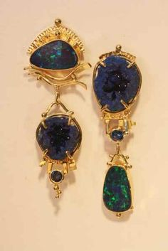 Steven Kolodny Designs Designs, handcrafted gold, gemstone jewelry