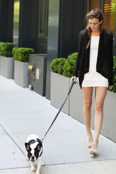 Street Style StreetStyles fashion show~ Style Cool, My Style, Reason To Breathe, Cute French Bulldog, Haute Couture Dresses, Classy And Fabulous, Street Chic, Types Of Fashion Styles, Dress Me Up