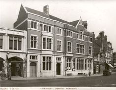 The history and people of Epsom & Ewell Old Street, Post Office, Past, Multi Story Building, Street View, Exterior, London, Explore, History