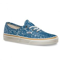 VANS Authentic denim splatter blue chaussures femmes 69,00 € #skate #skateboard #skateboarding #streetshop #skateshop @playskateshop