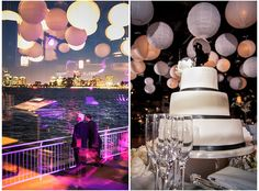 A Lighthouse at Chelsea Piers Wedding - Lauren & David