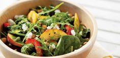 Peach Saladd