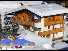 Präsentation der Residence Sonnleiten in Berwang / Tirol, Apartmenthaus mit 3 gemütlichen Ferienwohnungen #Apartment #Ferienwohnung #Tirol
