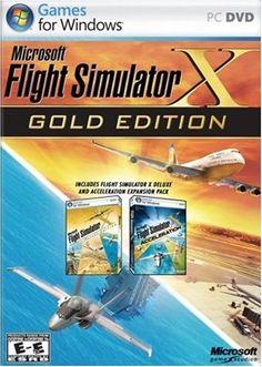 Microsoft Flight Simulator X: Gold Edition - http://www.gamezup.com/microsoft-flight-simulator-x-gold-edition - http://ecx.images-amazon.com/images/I/51jYpRwCXrL.jpg