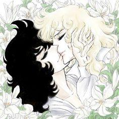 Rose of Versailles Oscar et André