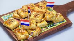 Cheese snack (Recipe in Dutch) Gouda Cheese Recipes, Cheese Snacks, Cheese Bites, Tapas, Rudolfs Bakery, Royal Recipe, Sweet Bakery, Best Cheese, Dutch Recipes