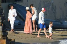 New photos in addtion to the former post) Crown Princess Victoria of Sweden, her husband Prince Daniel and her daughter Princess Estelle of Sweden, King Carl Gustaf and Queen Silvia, Prince Carl Philip and Princess Sofia of Sweden at holiday in French Riviera.
