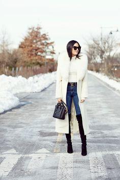 Winter White...