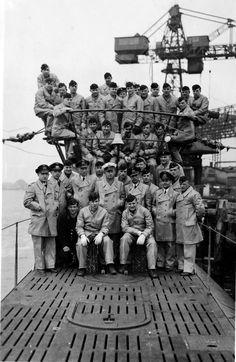U-331 Crew