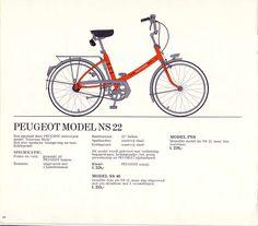 Peugeot NS22 1972
