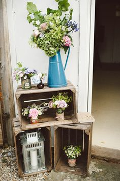 David Fielden, Wheatfields and A Charming Rustic Barn Setting ~ The Pretty Summertime Wedding of Emma and Jordan | Love My Dress® UK Wedding Blog