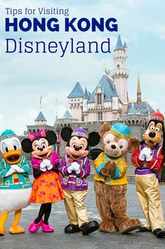 Check out these tips for a successful visit to Hong Kong Disneyland with kids (or without).