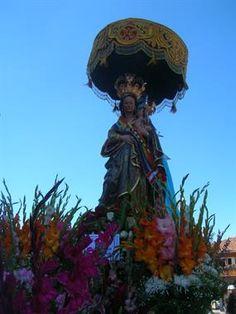 Acabo de compartir la foto de Sergio Reyna que representa a: Virgen Natividad, Cusco