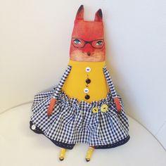 #Лисицы #лиса #лисы #лисички #лисичка #fox #foxy #doll #dolls #artdoll #red #redhead #sea #кицуне #кицунэ