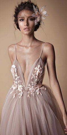 Berta Evening Dress 2018