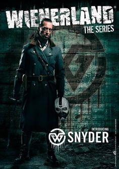 Snyder - Wienerland Movies, Movie Posters, Character, Films, Film Poster, Cinema, Movie, Film, Movie Quotes