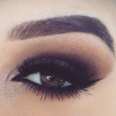 we ❤ this! https://moncheribridals.com #smokeyeye #weddingmakeup #bridalmakeup -do you like it? see you soon on my blog www.mysupermakeup.com