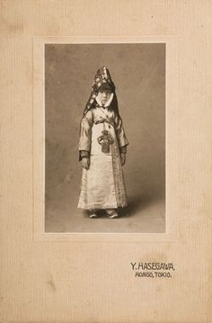 A boy in hanbok, Korean traditional clothing. Photograph taken sometime in the 1900s, most likely during the Japanese occupation of Korea (August 29, 1910 - August 15, 1945). #PhotojournalismKorea