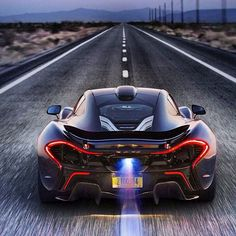 McLaren P1. Love this car. It's like art and science wrapped together.