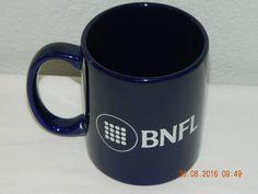 British Nuclear Fuels Ltd BNFL Westinghouse Coffee Mug Cobalt blue (pre-2006)…