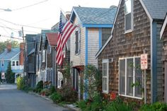 Rockport Massachusetts: Picturesque New England Fishing Village Best Places To Live, Places To See, Rockport Massachusetts, New England Cottage, A Lovely Journey, Best Weekend Getaways, Fishing Villages, Coastal Homes, Vacation Destinations