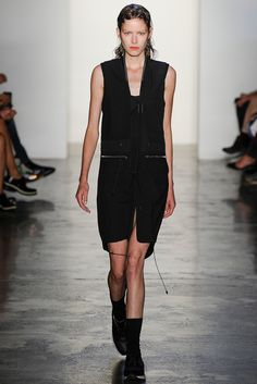 Tim Coppens Spring 2015 Ready-to-Wear - Collection - Gallery - Look 1 - Style.com