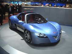 The Venturi Fetish has made sure that any negative connotations of the electric car are swept aside. The vehicle was first shown as a concept car back in 2002 and went into production just two years later.
