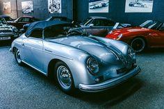 1958 Porsche 356A Speedster Reutter • Petrolicious