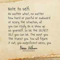 Be your selfiest self!