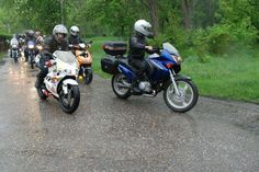 Wywiad z organizatorami zlotu motocyklowego w Krupskim Młynie