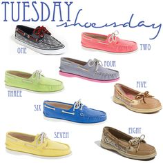 Do you love boat shoes as much as we do?