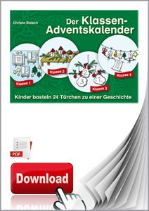 PDF: Der Klassen-Adventskalender